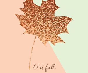 wallpaper, fall, and autumn image
