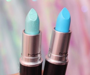 beauty, cosmetics, and mac image