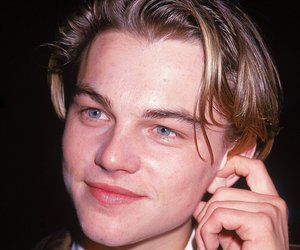 leonardo dicaprio, young, and 90s image