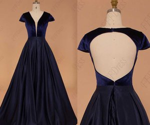 evening dresses, homecoming, and pageant image