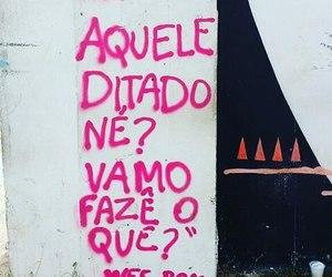 grafite and ditado image