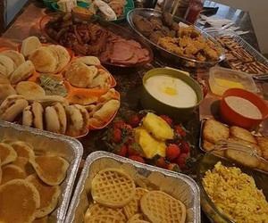 breakfast, food, and mmm image