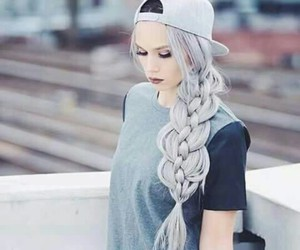 plait, street style, and cute cap image