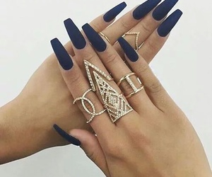 fashion, jewellery, and nails image