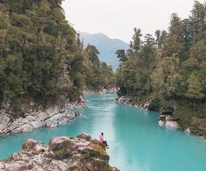 nature, living life, and new zealand image