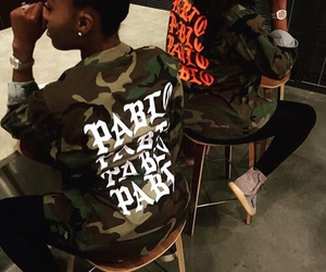 fashion, gangster, and pablo image