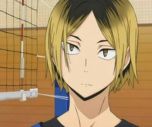 haikyuu, anime, and kenma image