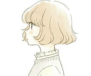 anime girl, itukaki, and cute image