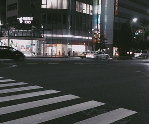 aesthetic, road, and japan image