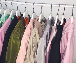 fashion, grunge, and jackets image