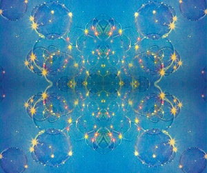 bubbles and light image
