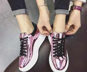 fantastic, pink, and neon image