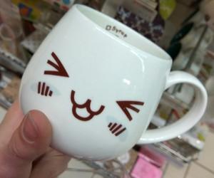 cup, korean, and mug image