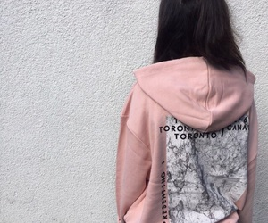 girl, pink, and outfit image