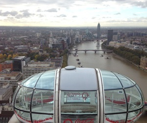 holiday, view, and londen image