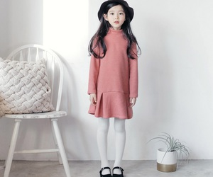fashion, kid, and korean image