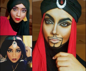aladdin, cartoons, and cosplay image