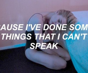halsey and quote image
