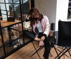 asia, korean fashion, and site model image