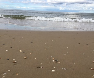 Herbst, nordsee, and sand image