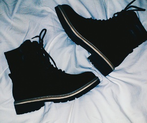 alternative, boots, and tumblr image