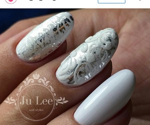manicure, nails ideas, and nails image