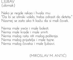 balkan, poezija, and mika antic image