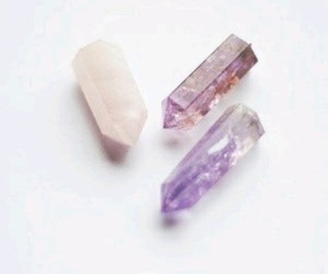 crystal, pastel, and purple image
