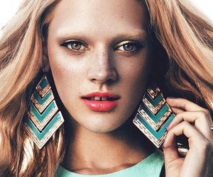 america's next top model and leila goldkuhl image