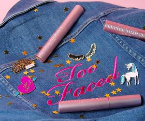 amazing, girly, and too faced image