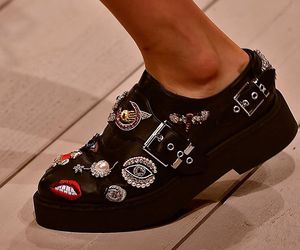 Alexander McQueen and shoes image