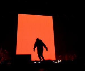 Drake and black image