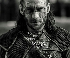 roan, the 100, and king image