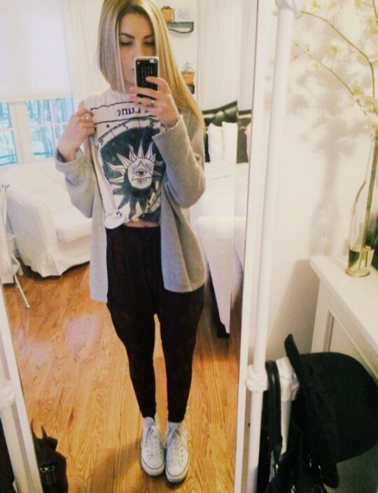 fasion, outfit, and tumblr image