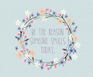 smile, quotes, and wallpaper image