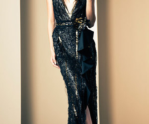 haute couture, ziad nakad, and winter 2014 image