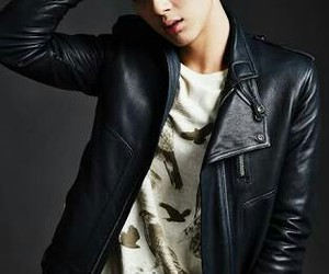 actor, korean, and handsome image