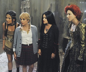 pretty little liars, pll, and Halloween image