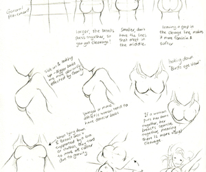 anatomy, reference, and how to draw image