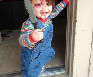 costume, Halloween, and Chucky image