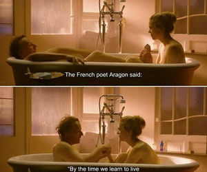 french, life, and movies image