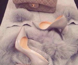 fashion, shoes, and chanel image