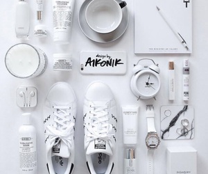 white and things image