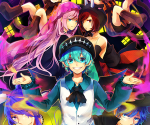 vocaloid, anime, and anime girl image