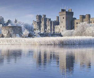 ireland, winter, and reign image