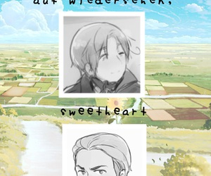 aph, hetalia, and fanfiction image