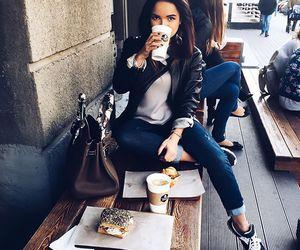 girl, luxury, and style image