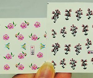 ebay and nail art accessories image