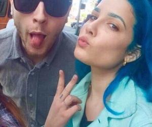 ashley, babe, and blue image
