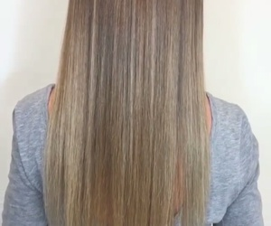 beautiful, blond, and brown image